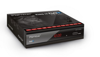 RECEIVER DVB-T HD Opticum AX-LION