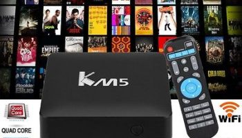 Android KM5 Smart Tv Box FULL HD  //  399kn