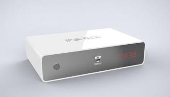 RECEIVER DVB-S2 ODIN Plus CI/CAS/Linux Bijeli