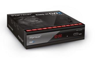 RECEIVER DVB-T HD Opticum AX-LION